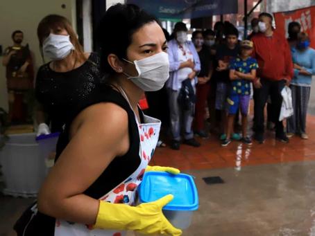 Reclaman convocatoria a vacunación para trabajadores sociales de comedores y merenderos bonaerenses