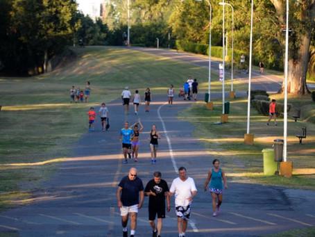 La Plata | El municipio propuso sus espacios abiertos para actos de colación de cierre escolar
