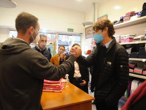 """Lousteau consideró que Manes hará que Juntos pueda """"recuperar"""" la provincia de Buenos Aires"""