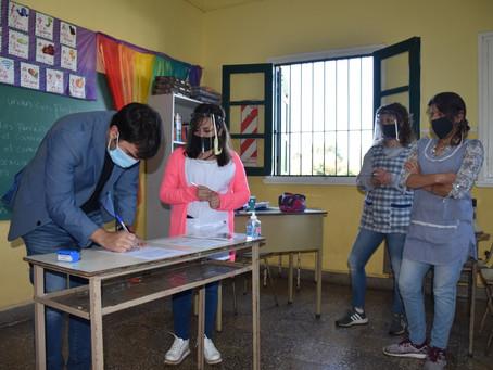 Castelli   Por decisión del Intendente Echarren, el distrito retrocede a fase 2