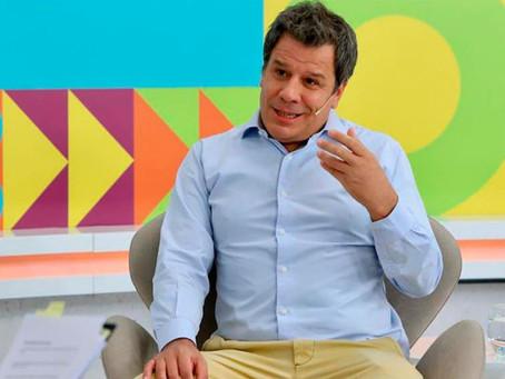"""Con críticas a la gestión de Macri, Manes dijo venir a """"sanar la política"""""""