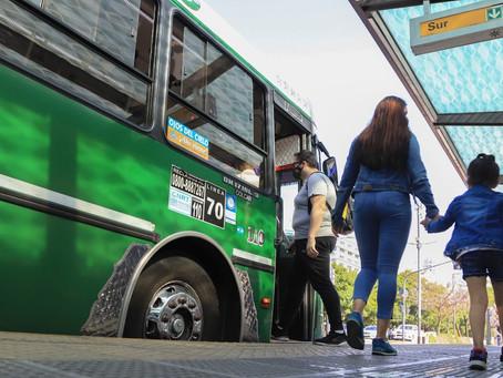 AMBA | Empresas de colectivos reducen servicios ante la crisis económica