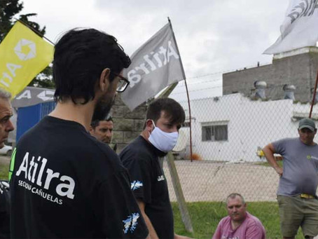 Cañuelas | El delegado sindical de ATILRA no podrá acercarse a los dueños de Lácteos Mayol