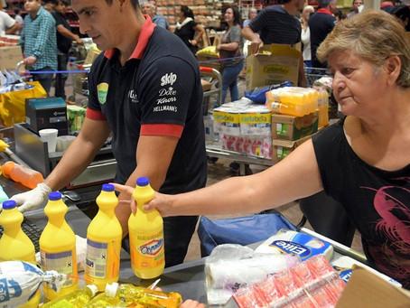 En General Belgrano reducen el horario de atención de supermercados