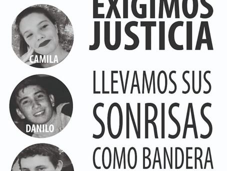 Con un documental por las redes sociales, recordaron la masacre de San Miguel del Monte