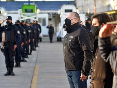 Crean un programa para fortalecer la formación en seguridad de la policía bonaerense