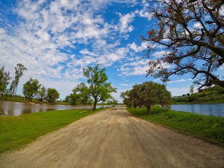 San Nicolás | Denuncian penalmente a Manuel Passaglia por intentar pavimentar una reserva natural