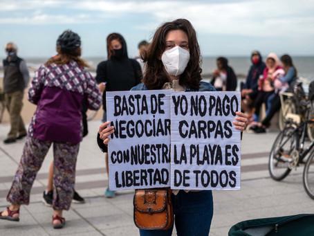 Mar del Plata | Reclaman un protocolo de seguridad para el uso de las playas públicas