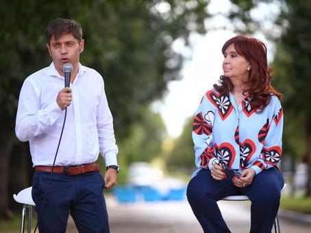 Las Flores | Kicillof y Cristina Fernández pusieron en marcha un nuevo espacio para la Memoria