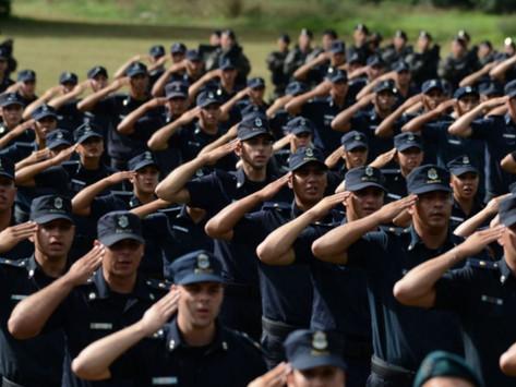 Berni anticipó que impulsará un proyecto de ley que defina la formación y preparación de policías