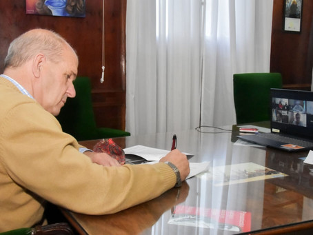 """El Intendente de Pehuajó considera que """"el límite para la reelección de los intendentes es la gente"""""""