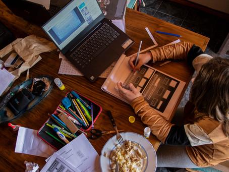 La UNLP investigó sobre condiciones de vida y educación en niños durante el ASPO