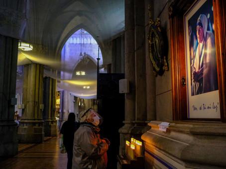 Oficializan habilitación de eventos religiosos en lugares cerrados, con un aforo del 30 por ciento