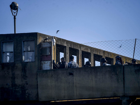 Acuerdan retomar visitas en penales bonaerenses a partir del 14 de noviembre