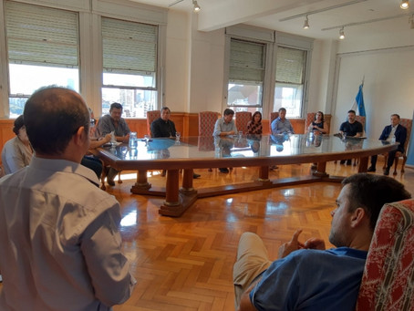 Se reunió el Comité de Emergencia Social