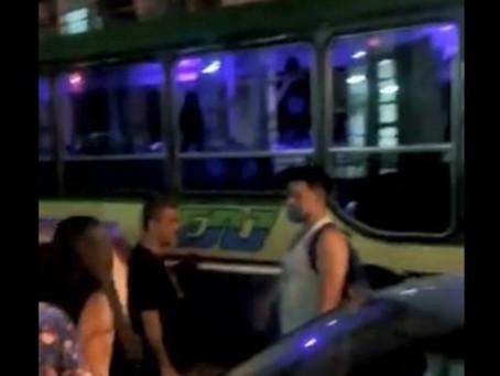 San Francisco Solano   Un ladrón muerto y un policía herido tras un tiroteo a bordo de un colectivo