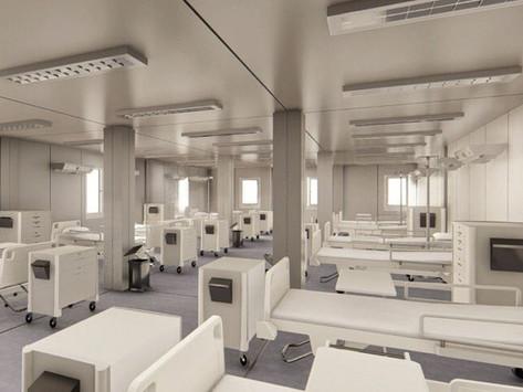 El Gobierno bonaerense anunció que los Hospitales Modulares ya están operativos en varios distritos