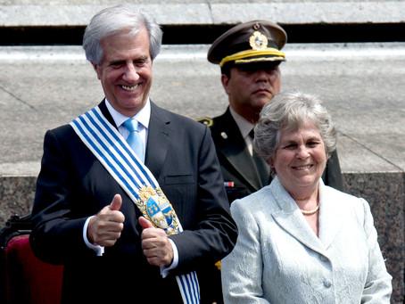 Murió a los 80 años el expresidente uruguayo Tabaré Vázquez