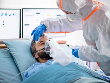 """Directores de hospitales advierten que """"si los casos siguen subiendo nada va a alcanzar"""""""