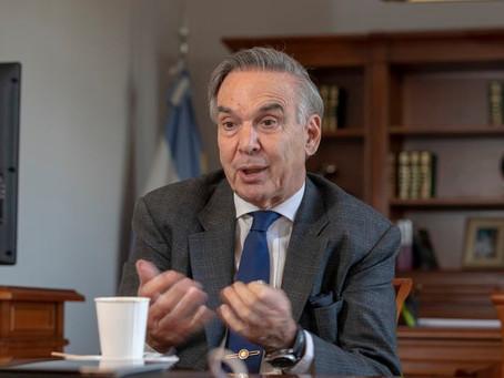 Política | Pichetto respaldó la precandidatura de Diego Santilli en la Provincia de Buenos Aires