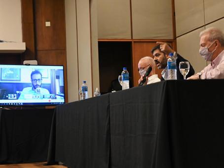 La Provincia presentó el inicio de obras para fortalecer el sistema de salud bonaerense