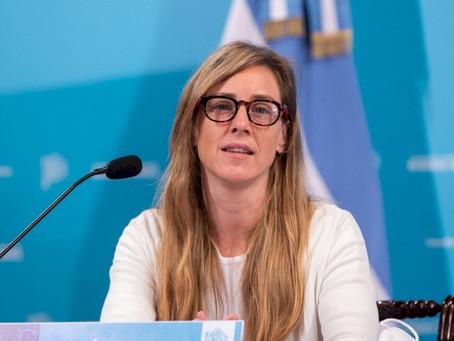 "Agustina Vila | ""No se vuelve masivamente"" a las aulas"
