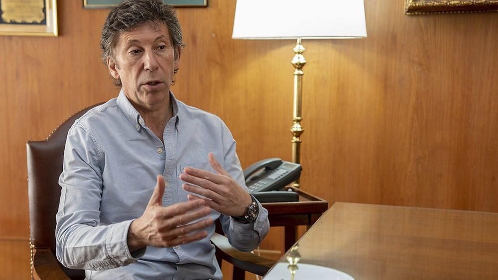 Gustavo Posse, Intendente de San Isidro y candidato a Presidente de la UCR-Provincia de Buenos Aires.