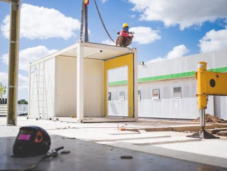 Avanza la construcción de hospitales modulares en municipios turísticos