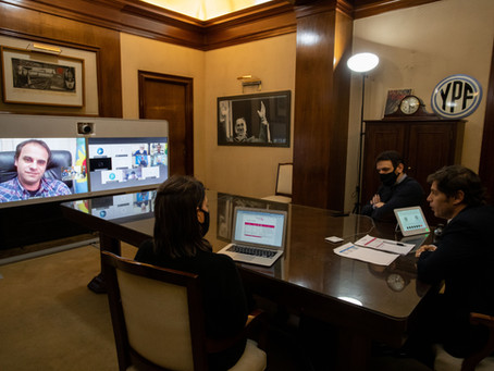 Kicillof firmó convenios con municipios para incorporar equipamiento frente a la pandemia
