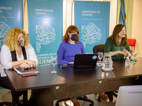 Lanzan campaña para promover la igualdad de género en el trabajo