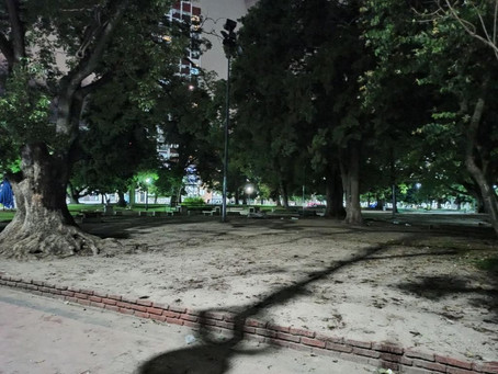 La Plata | Lo que empezó como una discusión terminó con un muerto en plena plaza San Martín