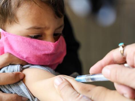 Buenos Aires   Abre la inscripción para vacunar contra el coronavirus a niños y niñas de 3 a 11 años