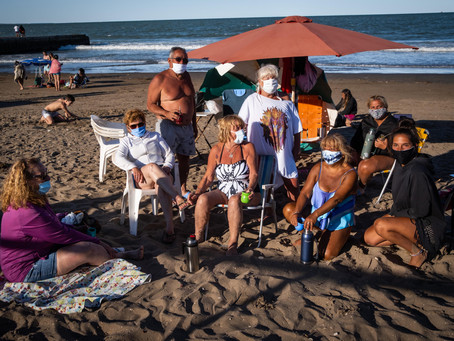900 mil turistas eligieron balnearios bonaerenses para vacacionar en la primera quincena de enero