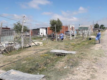 Distritos del AMBA despliegan operativos en busca de casos para frenar contagios