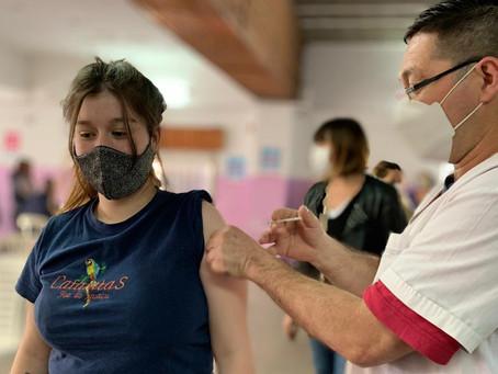 Comienza la vacunación libre para los mayores de 25 años en la provincia de Buenos Aires