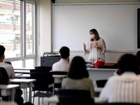 Siete de cada diez escuelas tomaron medidas a partir del uso de medidores de CO2