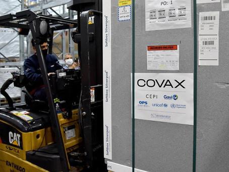 Argentina suma 218 mil dosis de AstraZeneca del fondo global Covax para vacunar contra el covid-19