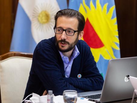 """""""Las críticas de la oposición al proyecto 'Casa de la Provincia' responden a un año electoral"""""""
