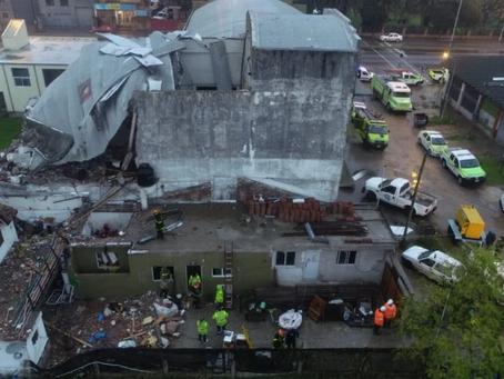 Mar del Plata | Una persona fallecida y otra herida por la explosión de una caldera