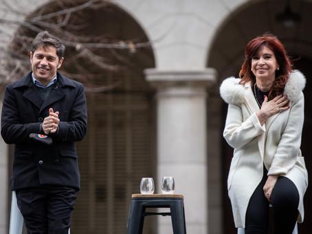 El Frente de Todos inscribió la alianza electoral de cara a las PASO en provincia de Buenos Aires