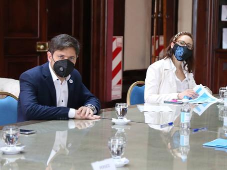 """Ruiz Malec: """"La aprobación del Presupuesto 2021 es fundamental para diagramar la paritaria"""""""