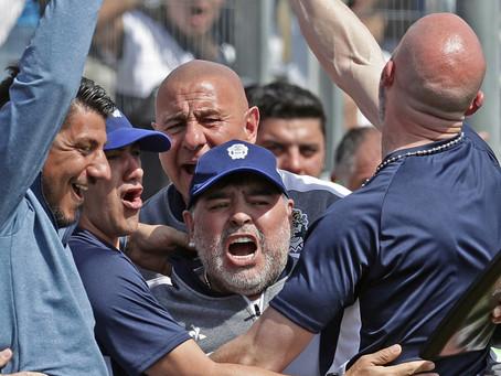 La Plata | Concejales proponen que un tramo de la Avenida 60 lleve el nombre de Diego Maradona