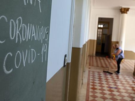Educación | 76 municipios bonaerenses avanzan con el dictado de clases presenciales