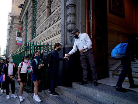"""Escuelas privadas solicitaron al Gobierno nacional ser consideradas """"actividad crítica"""""""
