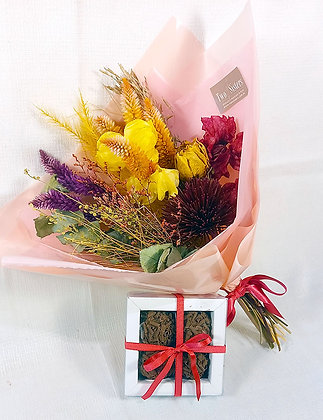 Beleza Revelada (Flores Secas)