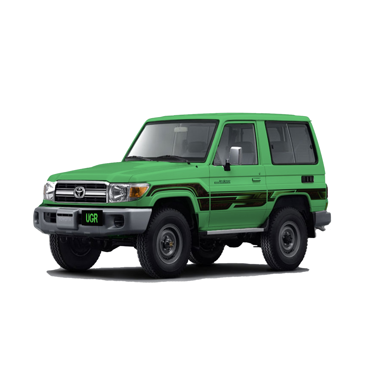 Toyota Land Cruiser GRJ71L