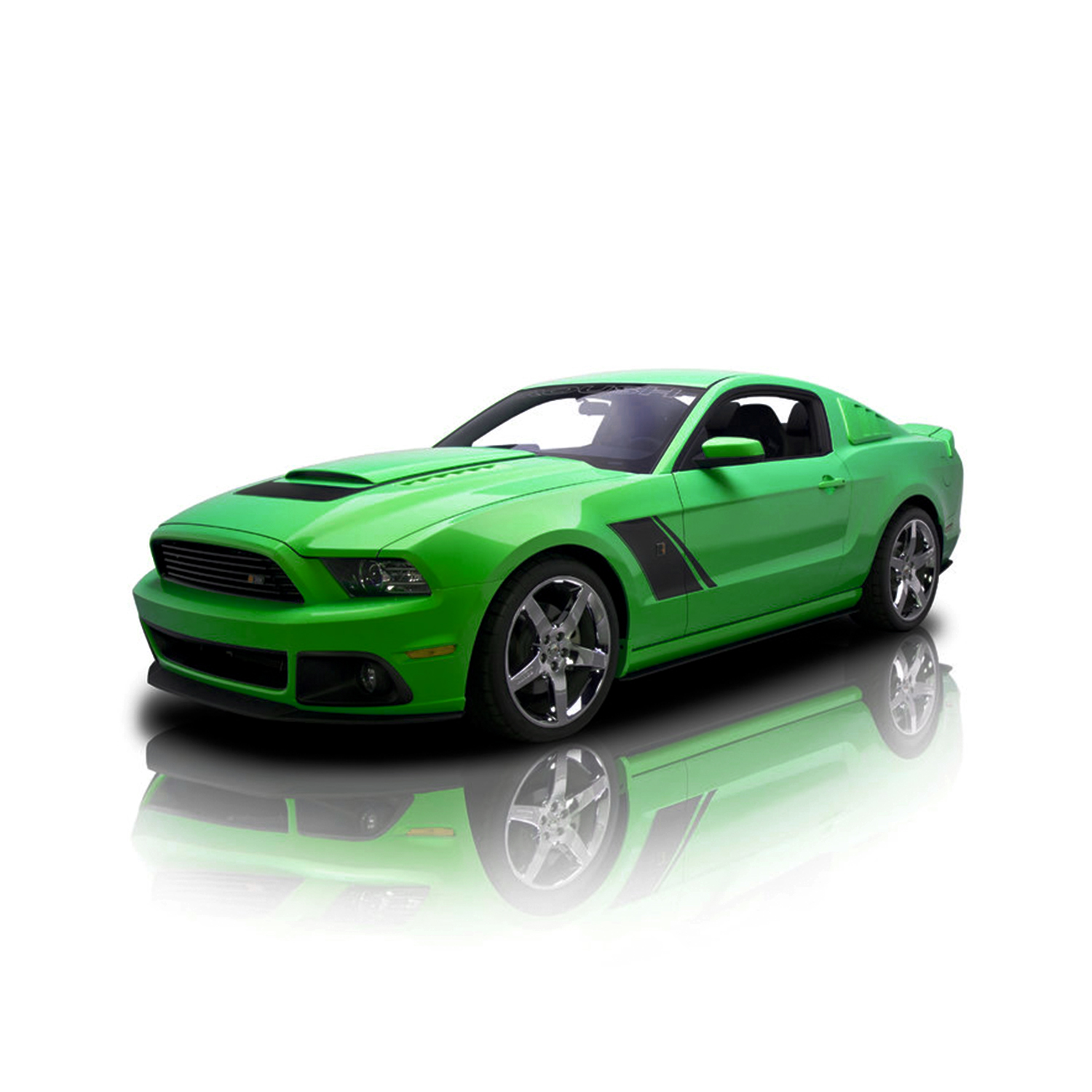 Ford ROUSH RS-3 Mustang