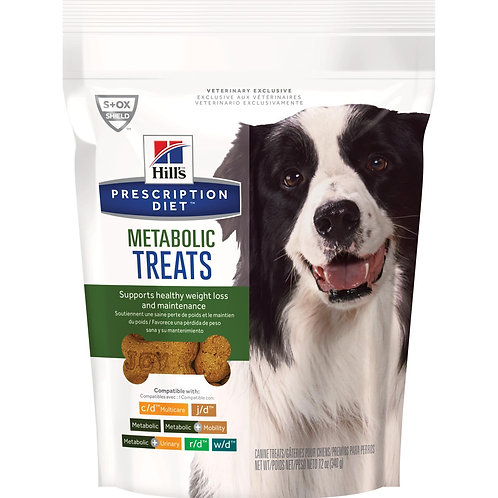 Hill's® Prescription Diet® Metabolic Canine Treats, 340gr*
