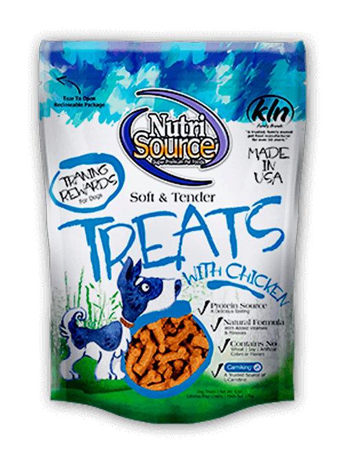 TREATS NUTRI SOURCE CHICKEN