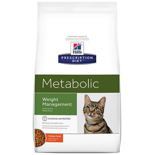 Hill's Prescription Diet Metabolic, Mantenimiento y Cuidado del Peso 1.81kg